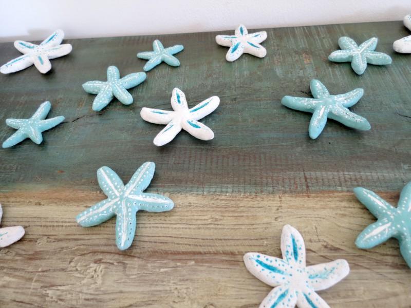 כוכבי ים בצק מלח