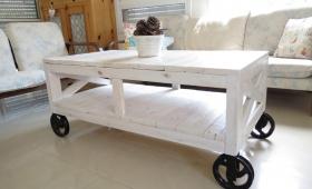 בניתי שולחן! שלם!